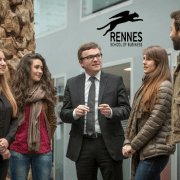 Interview d'Olivier Aptel, directeur général de Rennes School of Business