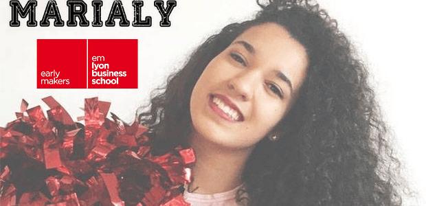 Interview de Marialy, étudiante à emlyon