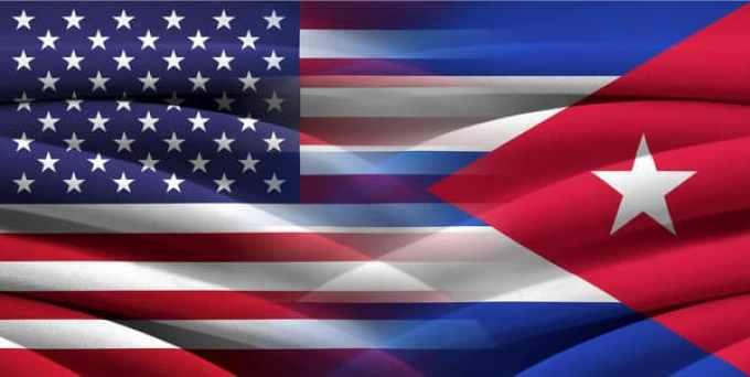cuba-usa-flag-banner
