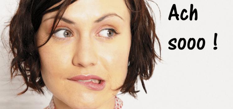 Quiz – Les fautes à ne surtout pas faire en allemand