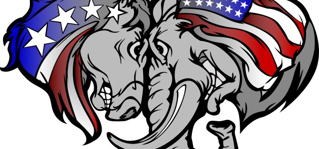 Les partis politiques aux États-Unis