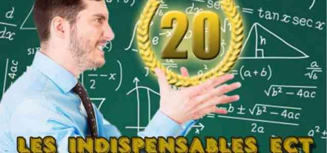 10 problèmes pour réussir l'exercice d'analyse – maths ESCP ECT