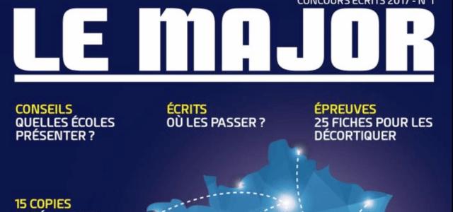 Avez-vous bien reçu le magazine Le Major ?