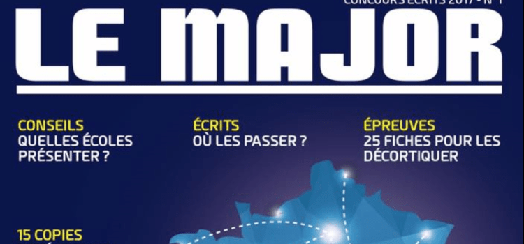 Recevoir le magazine Le Major Oral