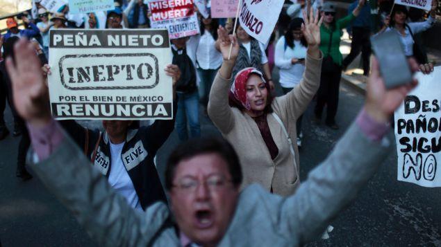 Quel est l'élément déclencheur de la révolte actuelle au Mexique ?