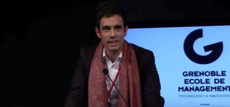 Festival de Géopolitique de Grenoble : L'actu géopo 2016-2017 par M. Alfré
