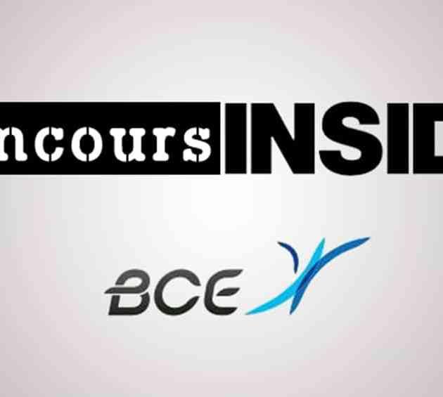Inside Concours BCE 2018