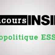 Géopo ESSEC 2019 – Analyse du sujet
