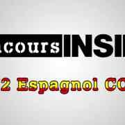 LV2 Espagnol CCIP 2017 – Sujet