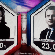 Le second tour opposera Emmanuel Macron à Marine Le Pen