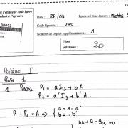 Copie de maths emlyon notée 20/20