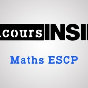 Maths ESCP 2017 – Sujet