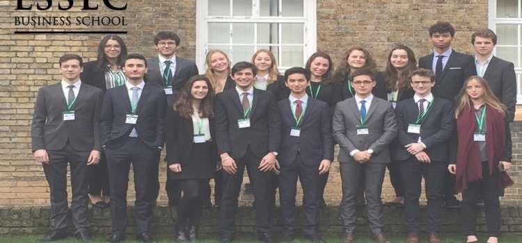Interview d'Agrippa, étudiant à l'ESSEC BS (2017)
