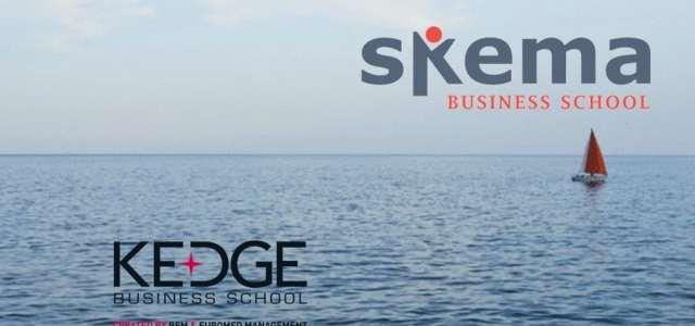 SIGEM 2017 : SKEMA-KEDGE : La School of Knowledge prend le large