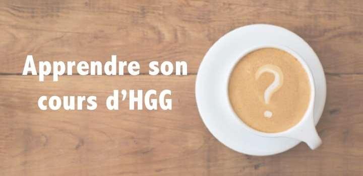 Comment efficacement apprendre son cours d'HGG ?
