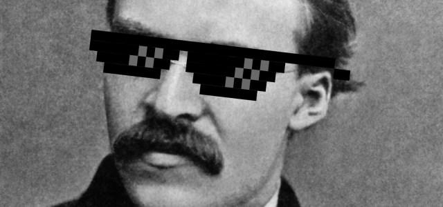Nietzsche & le corps : références philosophiques