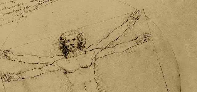 Les carnets de Léonard de Vinci – Le corps nu à la Renaissance