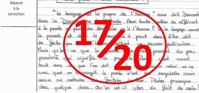 Culture générale Ecricome 2017 – Copie de concours notée 17/20