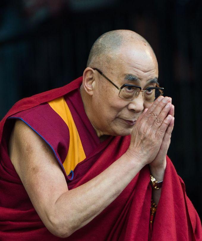 Où le dalaï-lama préparerait-il un pèlerinnage ?
