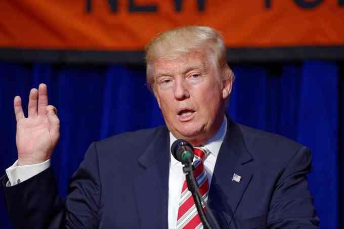 De quel pacte international Donald Trump a-t-il désengagé les États-Unis ?