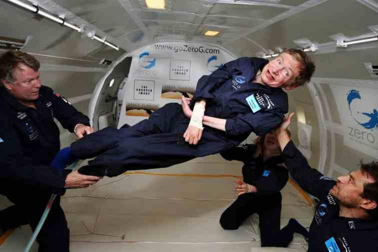 À quel âge Stephen Hawking nous a-t-il quitté ?