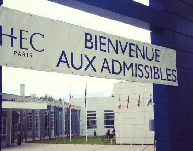 Les copies d'Aristide, 2ème à HEC en 2015