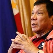 Le basculement des Philippines sous Rodrigo Duterte