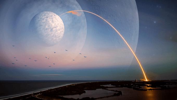 Quand SpaceX devrait-elle envoyer des humains dans l'espace avec Falcon 9 ?