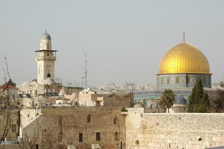 La Jordanie et Israël...