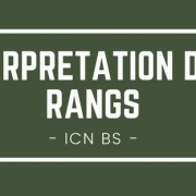 Interpréter son rang ICN BS 2018