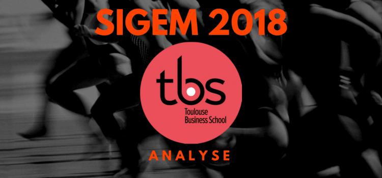 La contreperformance de TBS au SIGEM 2018 – Analyse