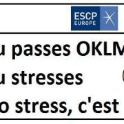 Interpréter son rang ESCP 2018