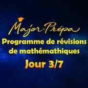 Préparer sa rentrée en mathématiques en 7 jours, programme spécial carré ! (Jour 3/7)