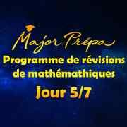 Préparer sa rentrée en mathématiques en 7 jours, programme spécial carré ! (Jour 5/7)