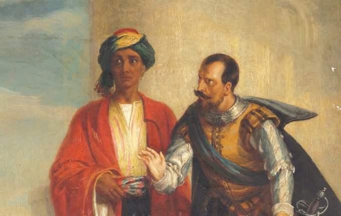 A quelle passion associez-vous Othello  ?