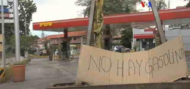 La situation économique au Venezuela