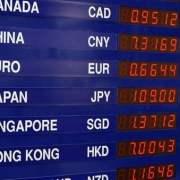 C'est quoi un taux de change ?