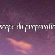 L'horoscope du préparationnaire – Novembre
