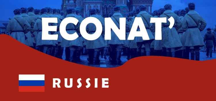 ECONAT' – La reprise russe peut-elle durer ?