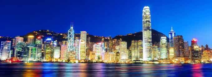 À Hong Kong, la situation s'est améliorée à Noël.