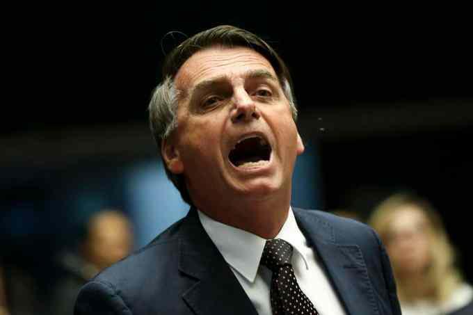 Les dernières élections au Congrès au Brésil...