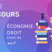 Eco-droit ESSEC 2020 – Sujet