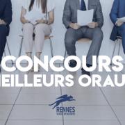 Concours des meilleurs oraux 2019 – Rennes School of Business
