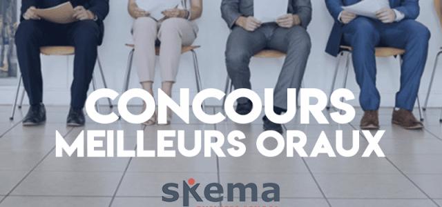 Concours des meilleurs oraux 2019 – SKEMA BS