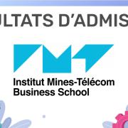 Résultats d'admission IMT-BS 2019