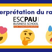 Interpréter son rang ESC Pau 2019