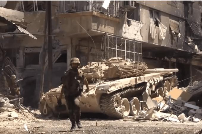 En Syrie, 38 000 civils ont été déplacés en...