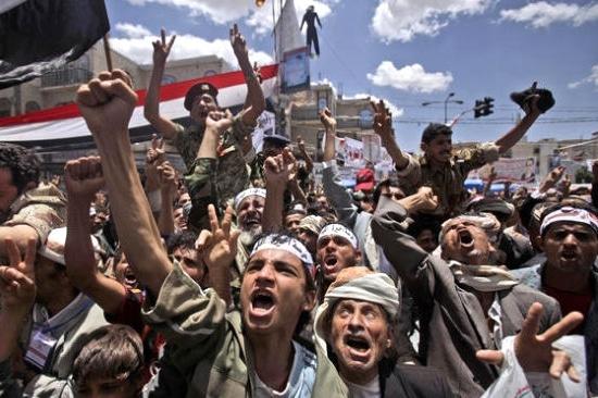 Le conflit au Yémen dure depuis...