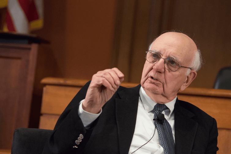Paul Volcker s'est éteint, il avait été président de...