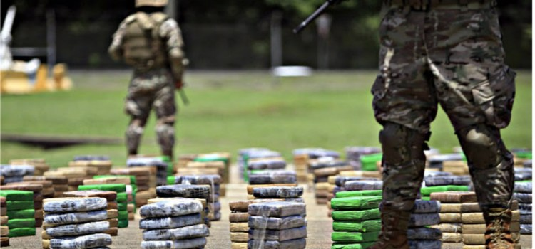 Le narcotrafic en Amérique latine